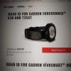 GARMIN GPS付時計用のRoad IDを購入。これがあればランやバイクにリストバンドは不要